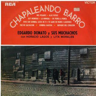 Tapa Edgardo donato - Chapaleando Barro
