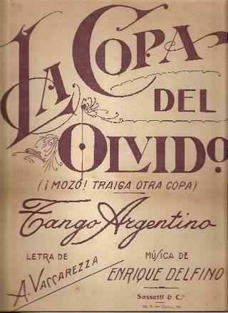 Partitura-La-Copa-del-Olvido.-Tango-Argentino