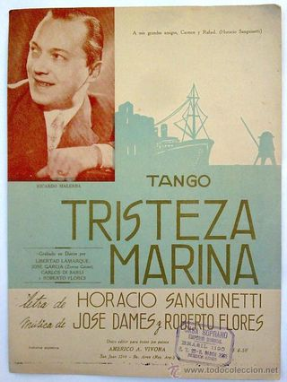 Tristeza-marina
